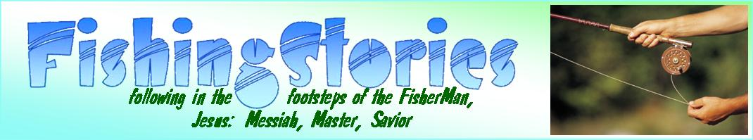 Fishing Stories Banner